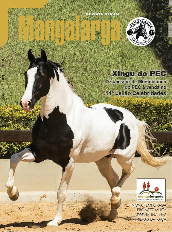 Revista Mangalarga nº 31 - Abril/2019