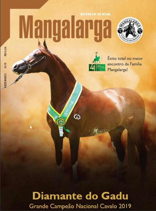 Revista Mangalarga nº 34 - Dezembro/2019