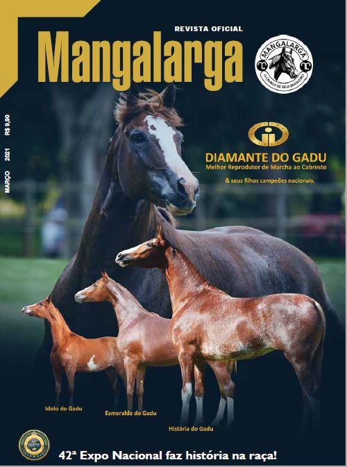 Revista Mangalarga nº 38 - Março/2021