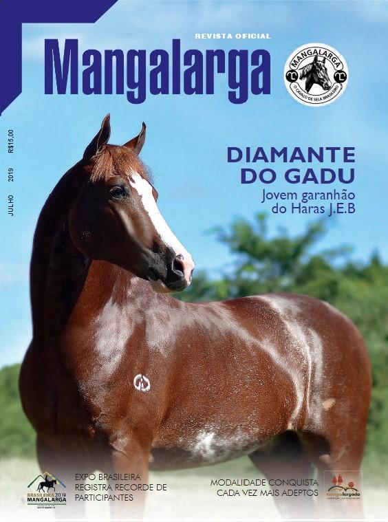 Revista Mangalarga nº 32 - Julho/2019