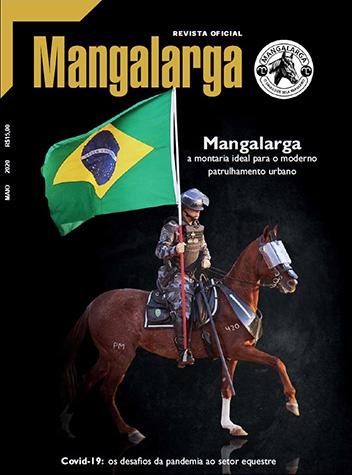 Revista Mangalarga nº 35 - Maio/2020