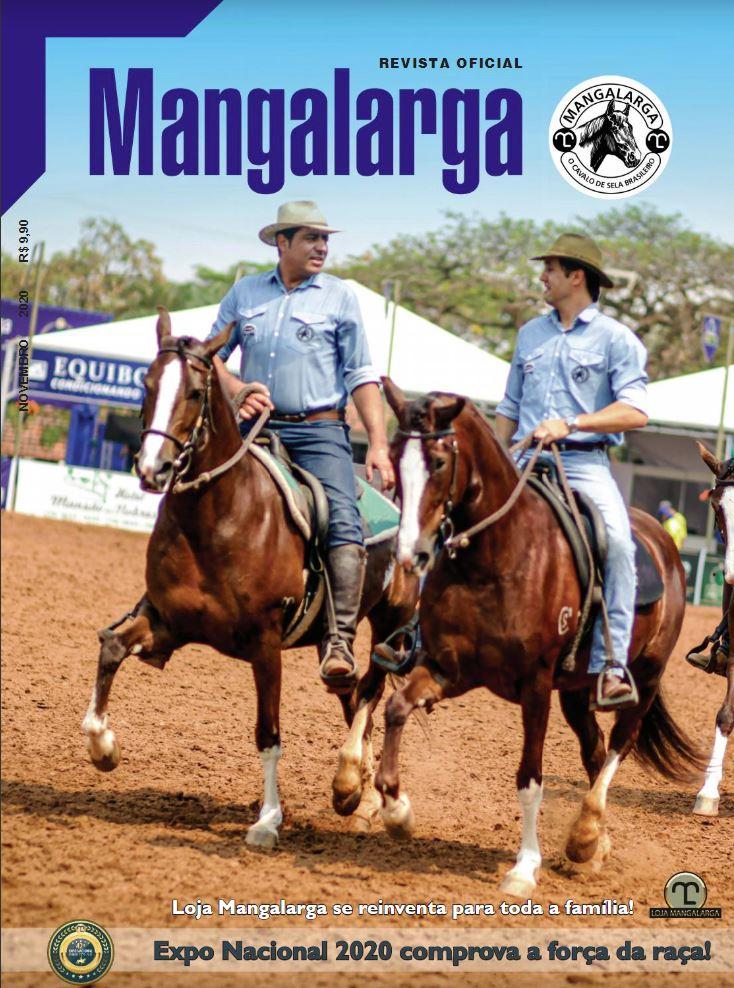 Revista Mangalarga nº 37 - Novembro2020